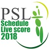 PSL Schedule 2018 - Pakistan Super League